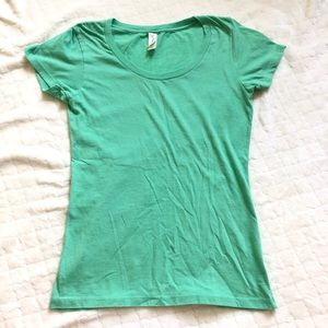 Threads 4 Thought mint ss T-shirt/ XS